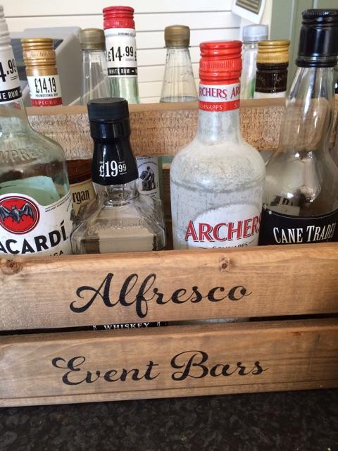 Alfresco Event Bars